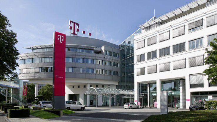 Dank der US-amerikanischen Mobilfunktochter T-Mobile wuchs die Telekom auch im dritten Quartal.