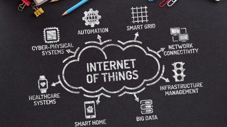 IoT ist zwar wichtig, doch nur ein Drittel hat Projekte umgesetzt.