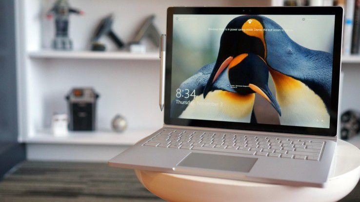 Die zweite Generation des Surface Book im Test: Was hat sich im Vergleich zum Vorgänger getan? Und: Hängt auch die zweite Generation die Konkurrenz in Sachen Leistung ab?