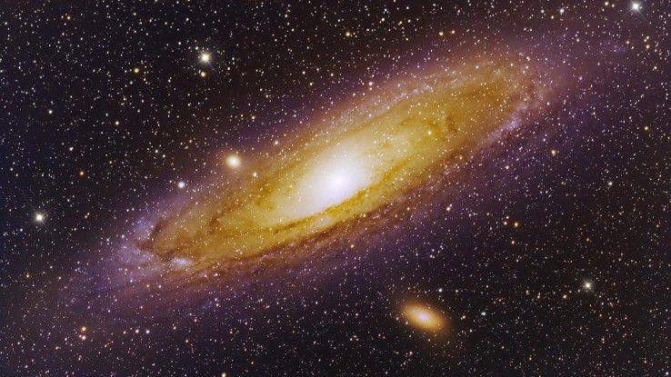 Die Informationen zum neuen Google-Betriebssystem Andromeda sind - Vorsicht Wortspiel - noch etwas nebulös.