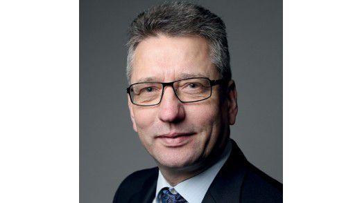 IT-Leiter Dirk Jäger setzt auf automatisierte Abläufe.