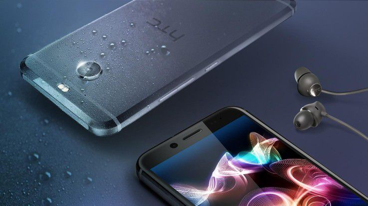 Das HTC 10 Evo wird in den USA als HTC Bolt nur bei Sprint verkauft.