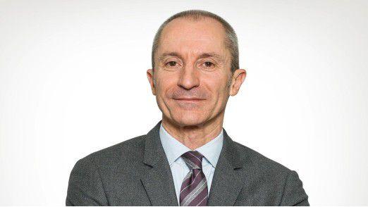 Enel-CIO Bozzoli: Die Cloud-Migration macht den Konzern agiler.