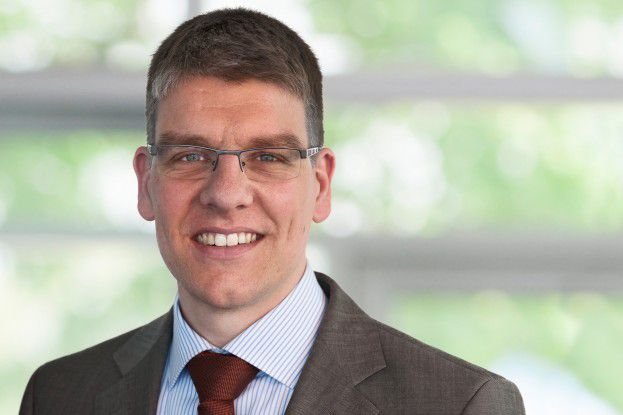 Dr. Jochen Kress, Mitglied der Geschäftsführung bei der MAPAL, Dr. Kress KG