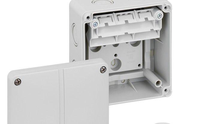 Der Mittelständler hat sich auf Elektroinstallations- und Gehäusetechnik spezialisiert.
