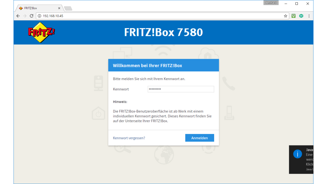 fritz box als nas system einrichten fritzbox 7580 login. Black Bedroom Furniture Sets. Home Design Ideas