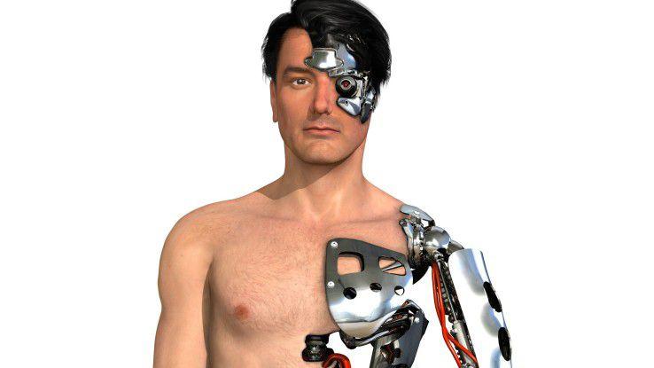 Körperteile und Sinne sind nicht genug. Das Ziel der Technologiegiganten ist der direkte Zugang zu unserem Ich.