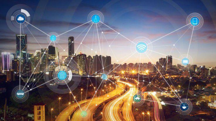 Auf dem Weg zur Smart City haben Stadtverwaltungen einige Herausforderungen zu meistern.