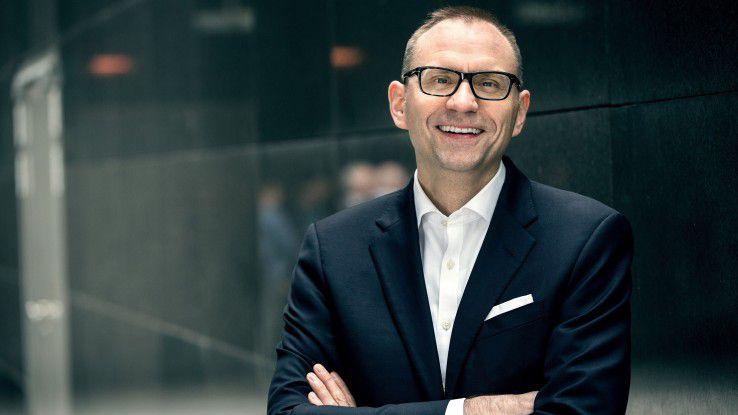 Sebastian Krause, General Manager bei der IBM für Cloud Computing in Europa, sieht die Kernkompetenz seines Unternehmens darin, Private-, Hybrid- und Public-Cloud-Angebote nach Kundenwunsch bereitstellen zu können.