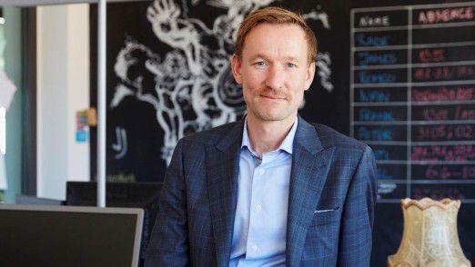 """Hermann Arnold: """"Wir haben eine Unternehmenskultur entwickelt, in der es leichter ist, zurückzutreten, ohne das Gesicht zu verlieren."""""""