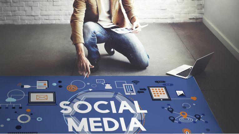 Die Social Media-Plattformen, auf denen sich ein Engagement lohnt, können beruflich und privat unterschiedlich sein.