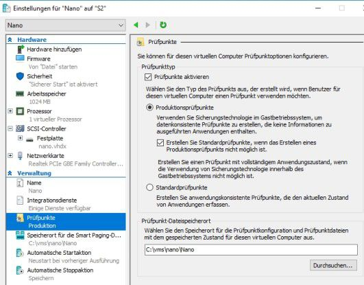 Windows Server 2016 bietet flexibleres und stabileres Hyper-V.