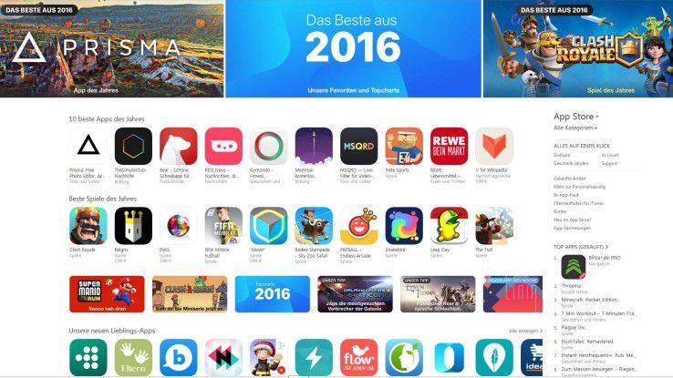 besten spiele apps apple