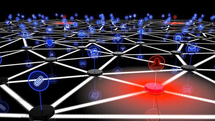 Mit der steigenden Zahl von IoT-Geräten entstehen neue Angriffspunkte.