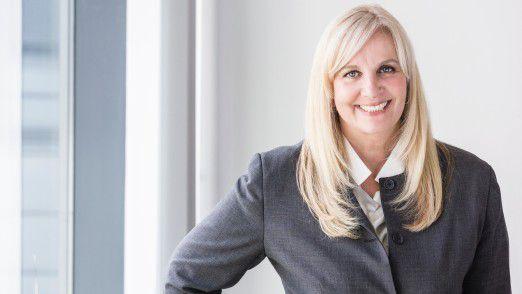 Doris Albiez ist General Manager Germany von Dell EMC.