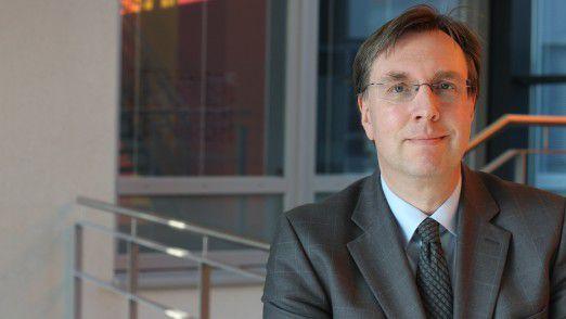Jürgen Bischoff ist Geschäftsführer Personal der BWI Informationstechnik.