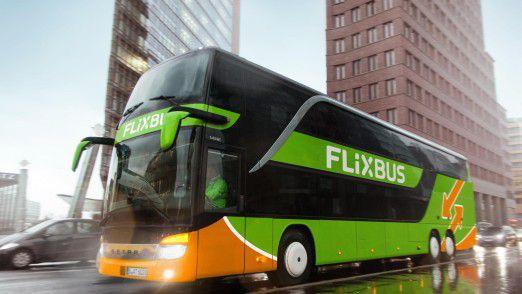Flixbus sieht aus wie ein Busunternehmen, ist aber eher ein Technologie-Unternehmen.