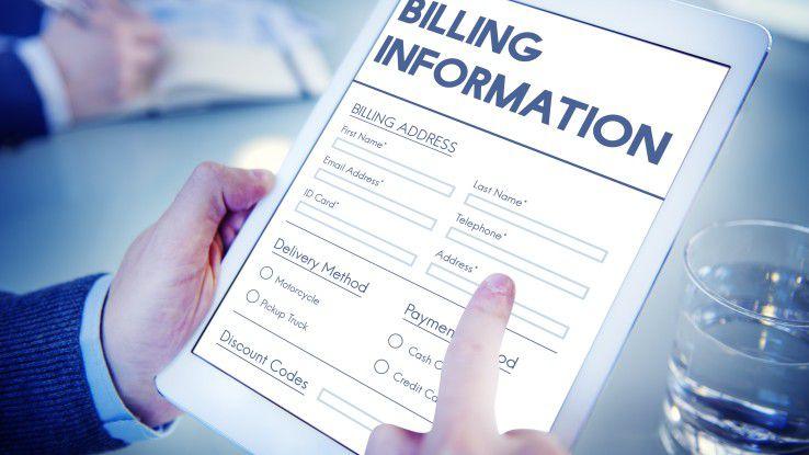 An eine elektronische Rechnungsstellung sind als Erste die öffentlichen Auftraggeber gebunden.