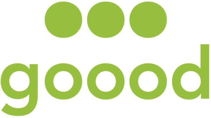Goood spendet zehn Prozent der Einnahmen für wohltätige Projekte.
