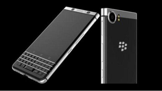 Das mit Android laufende Tastatur-Smartphone Blackberry Mercury wird einen Tag vor Eröffnung des Mobile World Congress 2017 (MWC) vorgestellt.