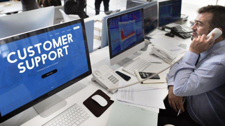 Das klassische Call Center gibt es eigentlich nicht mehr, Unternehmen müssen im Support immer mehr Kommunikationskanäle unterstützen.