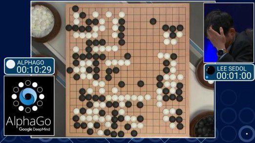 AlphaGo von Google