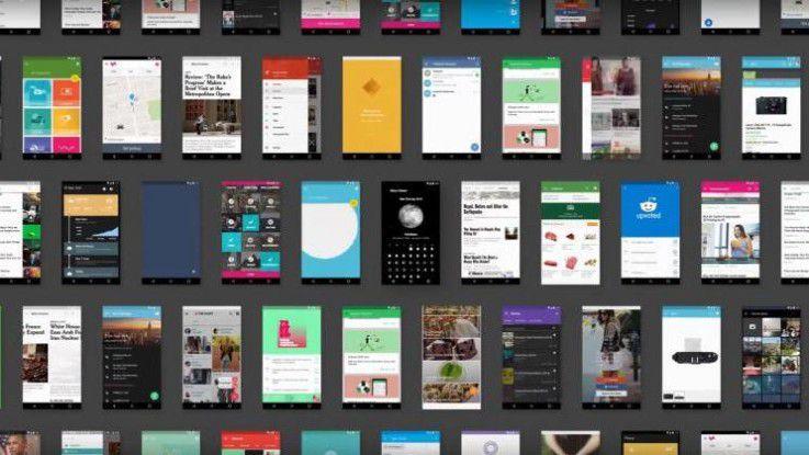 Instant Apps eignen sich vor allem bei selten genutzten Apps.