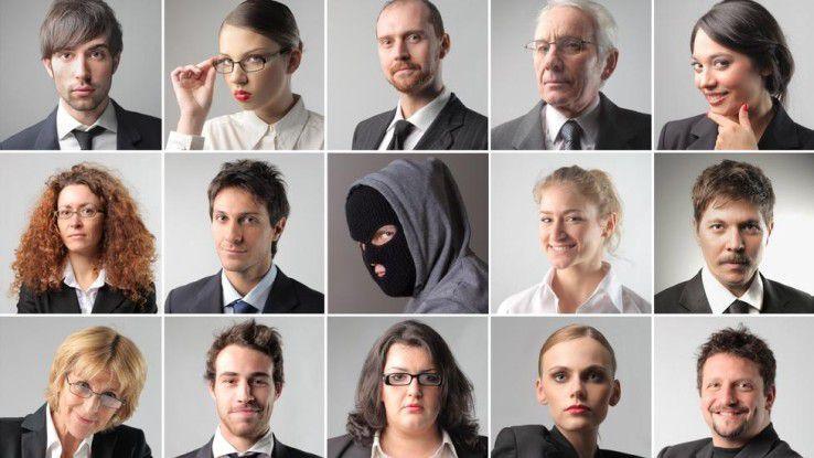 Cyberkriminelle und Hacker nutzen zunehmend soziale Netzwerke mit Business-Fokus für ihre Zwecke.