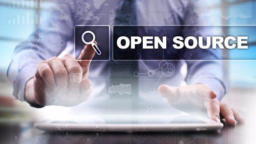 Viele Unternehmen setzten mittlerweile auf Open Source Software.