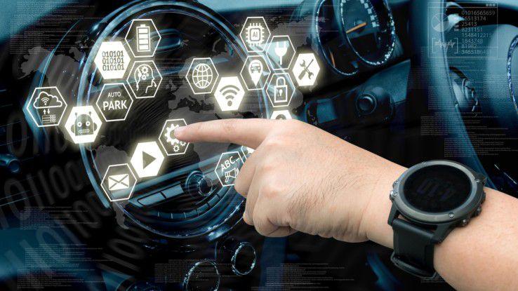 Ein einzelnes Connected Car generiert bereits heute eine Datenmenge von 25 Gigabyte pro Stunde, autonome Fahrzeuge wahrscheinlich das Zehnfache.