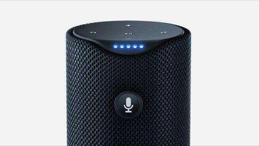 Amazons Lautsprecher Echo war ein Überraschungserfolg.