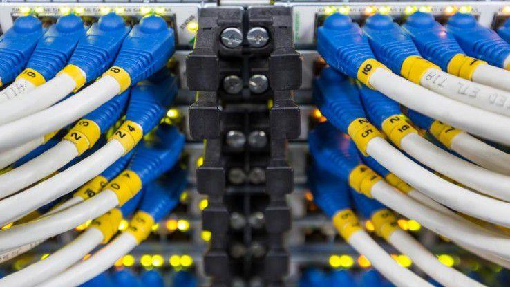 Noch ergänzt NFV die physischen Netze lediglich.