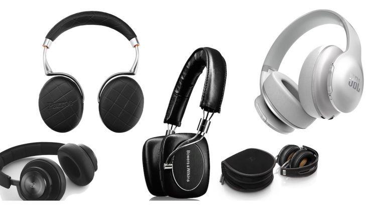 Der Klassiker: Schnurlose Kopfhörer die per Bluetooth an ein Device gekoppelt werden.