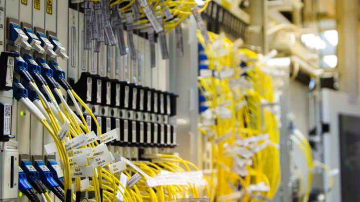 Während der Berlinale werden einzelne Kinos mit Bandbreiten von bis zu 10 Gbit/s versorgt.