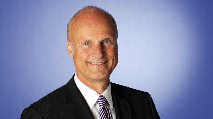 Carl-Ludwig Thiele, Vorstand der Deutschen Bundsbank, ist in Sachen Blockchain vorsichtig optimistisch.