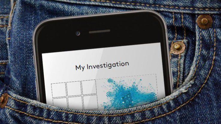 Durch den Betrieb in der Cloud sind die auf OWN zusammengeführten Informationen allen berechtigten Projektteilnehmern stets zugänglich – auch unterwegs per Smartphone oder Tablet.