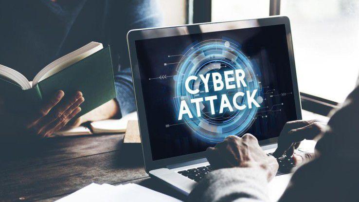 Jedes Unternehmen wird zwei oder drei Mal im Monat angegriffen.
