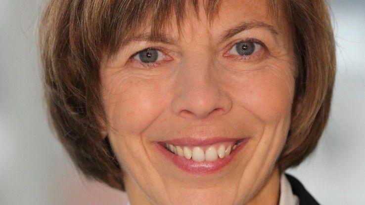 Susanne Denker ist Geschäftsführerin bei Worldline.