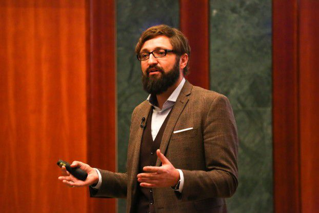 """Cisco-Deutschlandchef Oliver Tuszik: """"Cisco is the digitization company"""""""