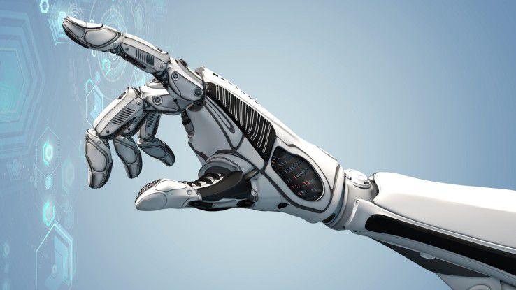 Mit künstlicher Intelligenz ausgestattete Anwendungen entwickeln sich zum Milliardenmarkt.