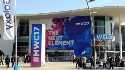 Impressionen vom Mobile World Congress 2017