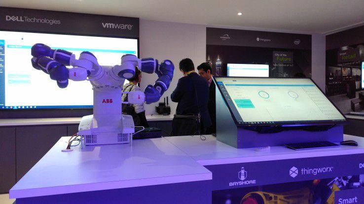 Dell versucht mit Project Ice die IoT-Hardware für den User zu abstrahieren.