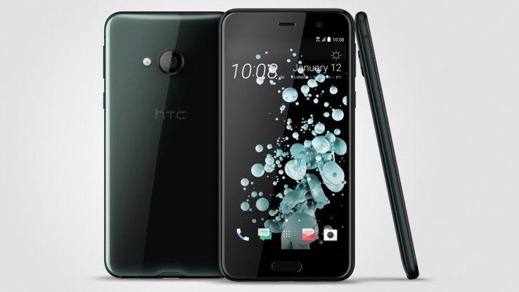 HTC U Play im Hands-On