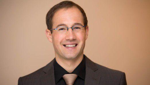 Thomas Bodenmüller-Dodek ist Data Scientist bei SAS.