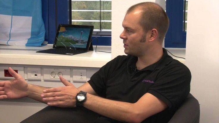 Daniel Meixner ist DevOps Architekt bei Microsoft Deutschland.