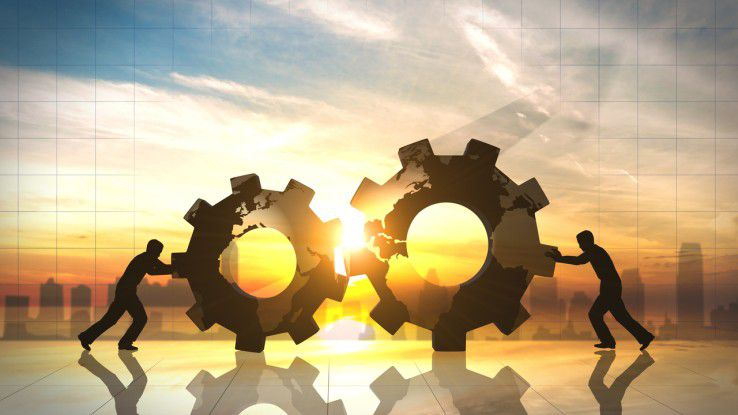 Die Digitalisierung ist der Innovationsmotor für Unternehmen.