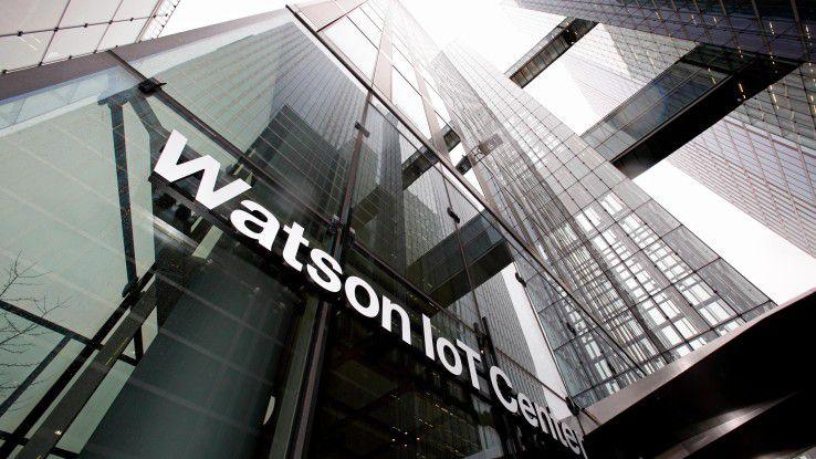 Das IBM Watson IoT Center bietet Platz für etwa 1000 Wissenschaftler, Ingenieure und Berater.