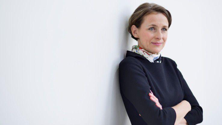 Martina Koederitz ist Vorsitzende der Geschäftsführung der IBM Deutschland GmbH.