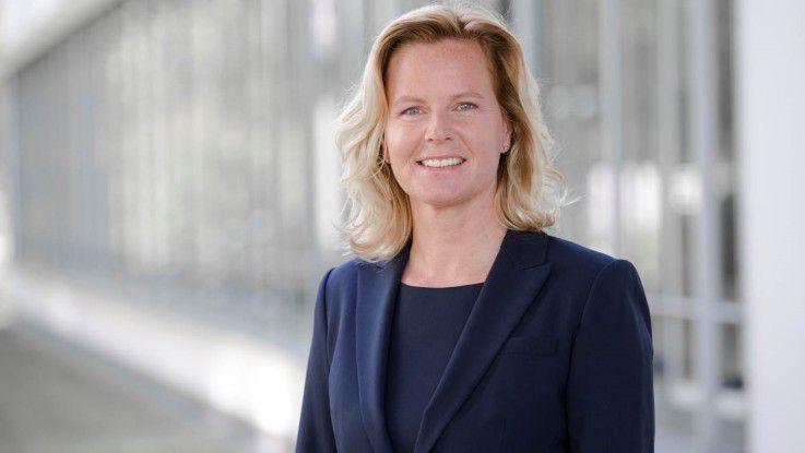 Annette Maier ist Vice President Germany von VMware.