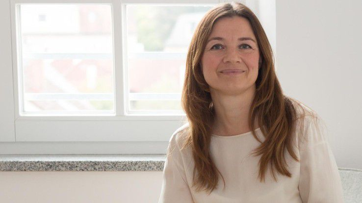 Christine Pehl ist Unternehmensberaterin und Coach.